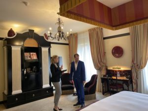 The Dutchman Travel agent Travel advisor To Stay Hotel Des Indes The Hague IMG_4958