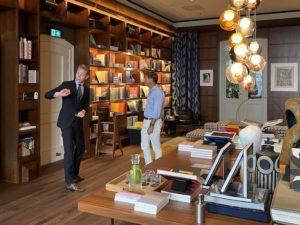 The Dutchman Travel agent DMC Holland The Netherlands Hotel De L'Europe Amsterdam IMG_6373