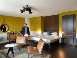 The Dutchman Travel agent The Netherlands To eat To stay Hotel V The Lobby Nesplein IMG_9320